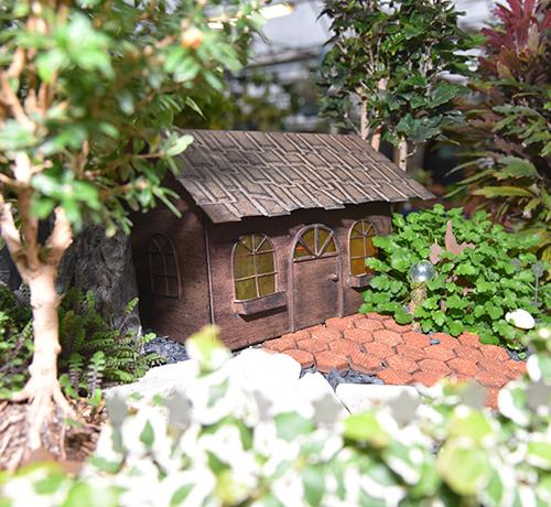 Miniature Garden Workshop Telly 39 S Greenhouse